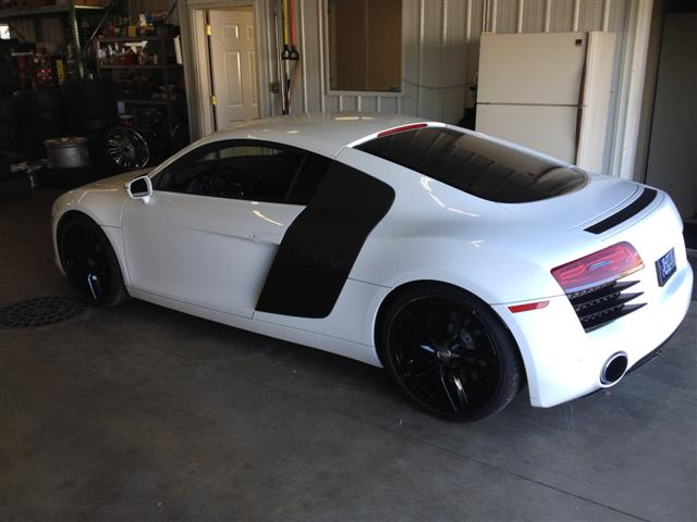 R8 after